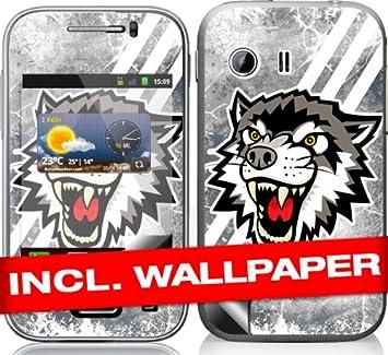 Samsung Galaxy Y S5360 Skin Rebell Sticker Amazon De Elektronik