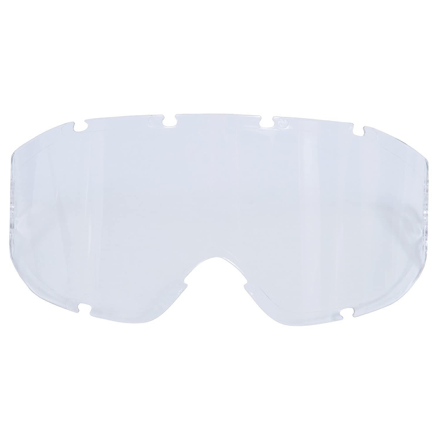 Jackson Safety 16679 V80 MRXV Safety Goggles, Clear Anti-Fog Lens with Black Frame (Pack of 36) by Jackson Safety B008D80ZNS