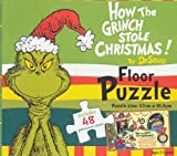 Dr Seuss How the Grinch Stole Christmas Floor Puzzle (2009-10-23)