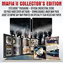Take-Two Interactive Mafia II Collector's Edition, Playstation 3 Collectors PlayStation 3 ENG vídeo - Juego (Playstation 3, PlayStation 3, Acción, M (Maduro), Medios físicos)