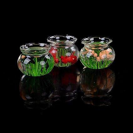 2 Casa de Muñecas en Miniatura Cucharas Orientales