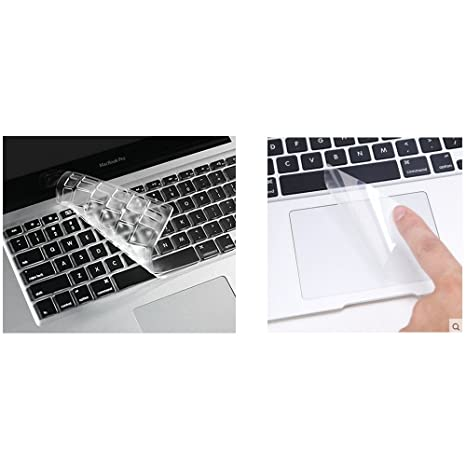 i-Buy High Clear TPU Keyboard Cover Film for Macbook Air 13 Pro 13 Pro