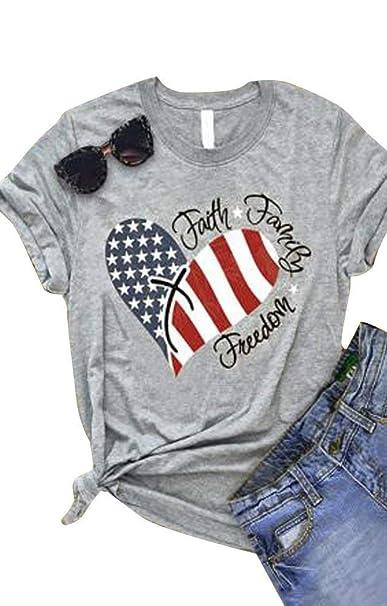 23bc26c79 Casual Faith Family Football Shirt Women Shirts T Shirt Ladies Sleeveless T- Shirt Loose Comfort Tops for Teen Girls at Amazon Women's Clothing store: