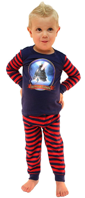 The Polar Express Train Baby Pajamas Toddler Kids Pajama Set Intimo