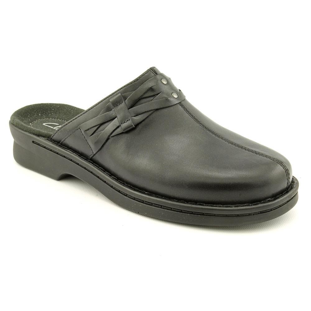 90b3a119d Clarks Patty Denmark Black Ladies Black Size  7.5 UK  Amazon.co.uk  Shoes    Bags