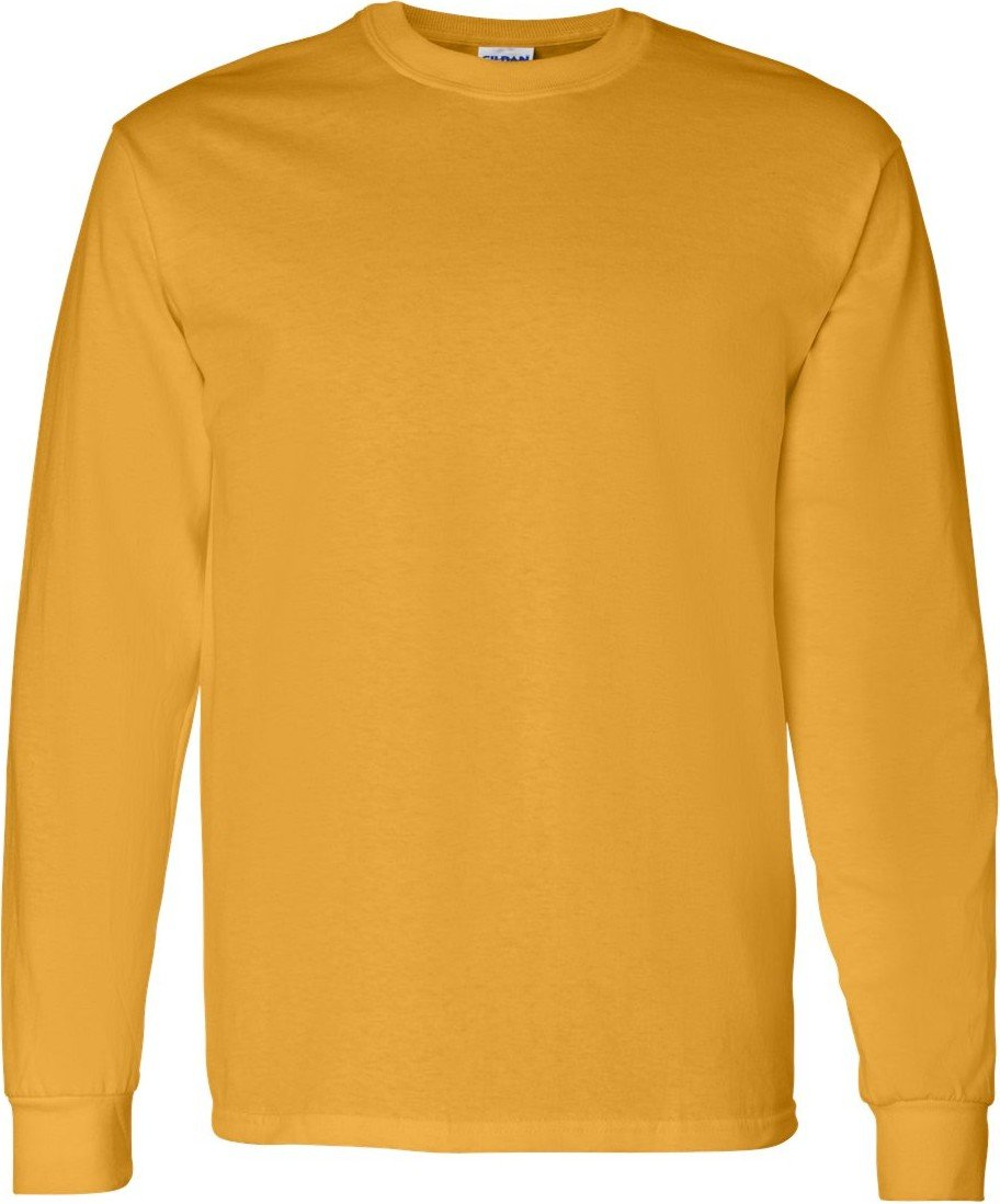 Gildan Heavy Cotton 100% Cotton Long Sleeve T-Shirt. G5400