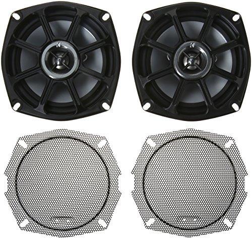 Goldwing Series - Kicker 875 Power Sport Series Coaxial Speaker - Pair (Black)