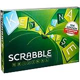 Scrabble Orijinal Türkçe – Kutu Oyunu, Mattel Games Y9611