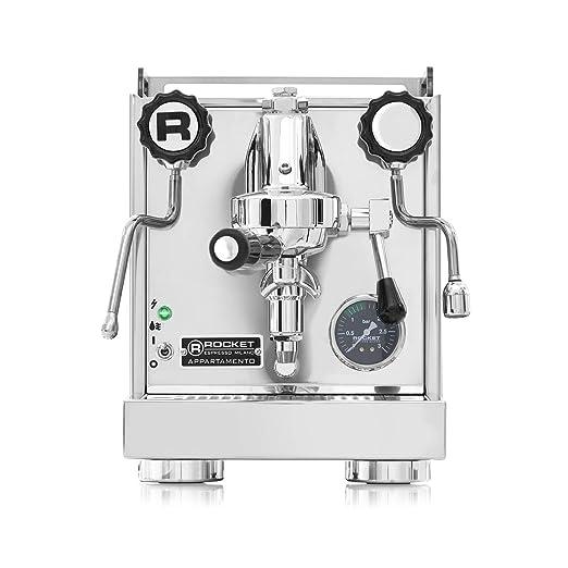 Rocket Espresso | Appartamento | Espressomaschine | Weiss: Amazon ...