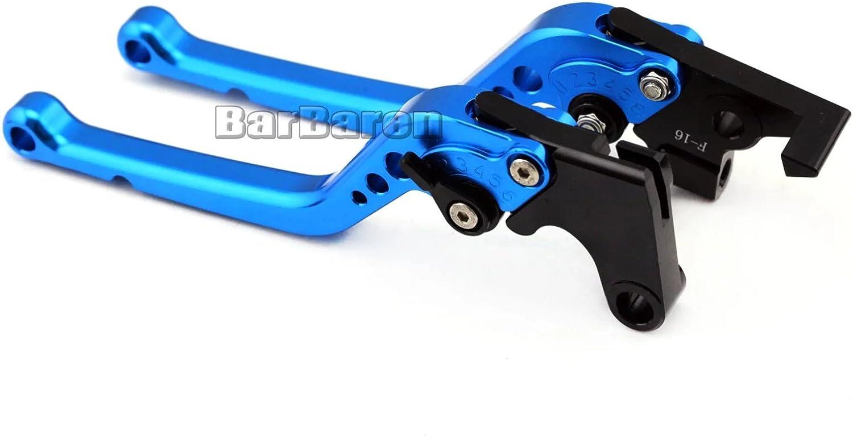 Motorrad Bremshebel /& Kupplungshebe Set Lang Verstellbar f/ür CBR250R 10-16 CBR300R 15-17 CBR400R 13-14 CB300F 15-17 CBR500R 13-15 CB500F 13-15 CB500X 13-15 MSX125 13-15