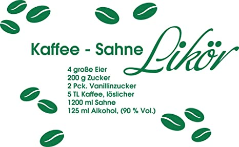 GRAZDesign Wandgestaltung Küche Kaffee - Küche dekorieren ...