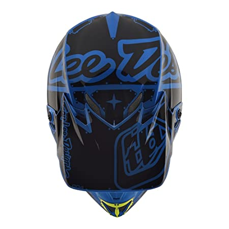 Amazon.com: Troy Lee Designs SE4 Polyacrylite Factory Motocross Motorcycle Lightweight Helmet 2018 Model with EPS MIPS exceeds DOT ECE Kids Youth Medium ...
