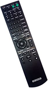 Replaced Remote Control for Sony HTDDW795 RMAAU014 HTSF2000 STR-K790 147969111 Home Theater Audio/Video Receiver AV System
