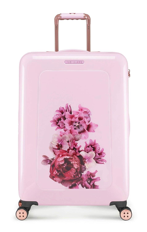 01f3b478ac Amazon.com | Ted Baker Luggage Floral Hardside Hardside 28 Inch Lightweight  Spinner (Splendor Pink) | Suitcases