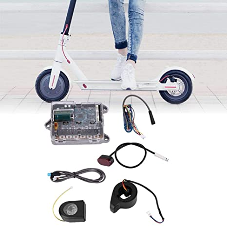 Tbest Kit de Controlador para XIAOMI Scooter, Placa Base + ...
