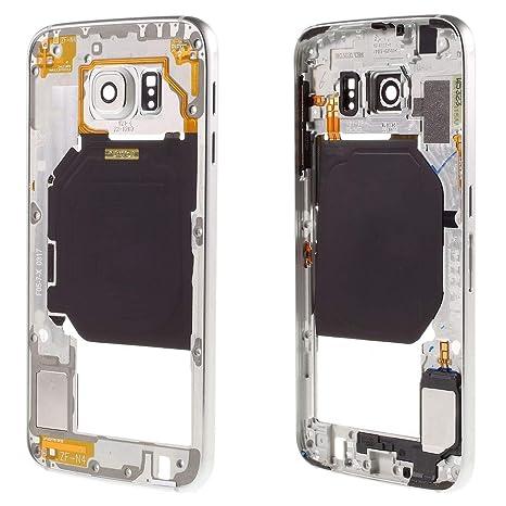 BEST2MOVIL CHASIS Carcasa Trasera Marco Samsung Galaxy S6 SM ...