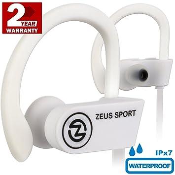 Auriculares inalámbricos ZEUS Outdoer – Auriculares inalámbricos con aislamiento de ruido – HD estéreo resistente al