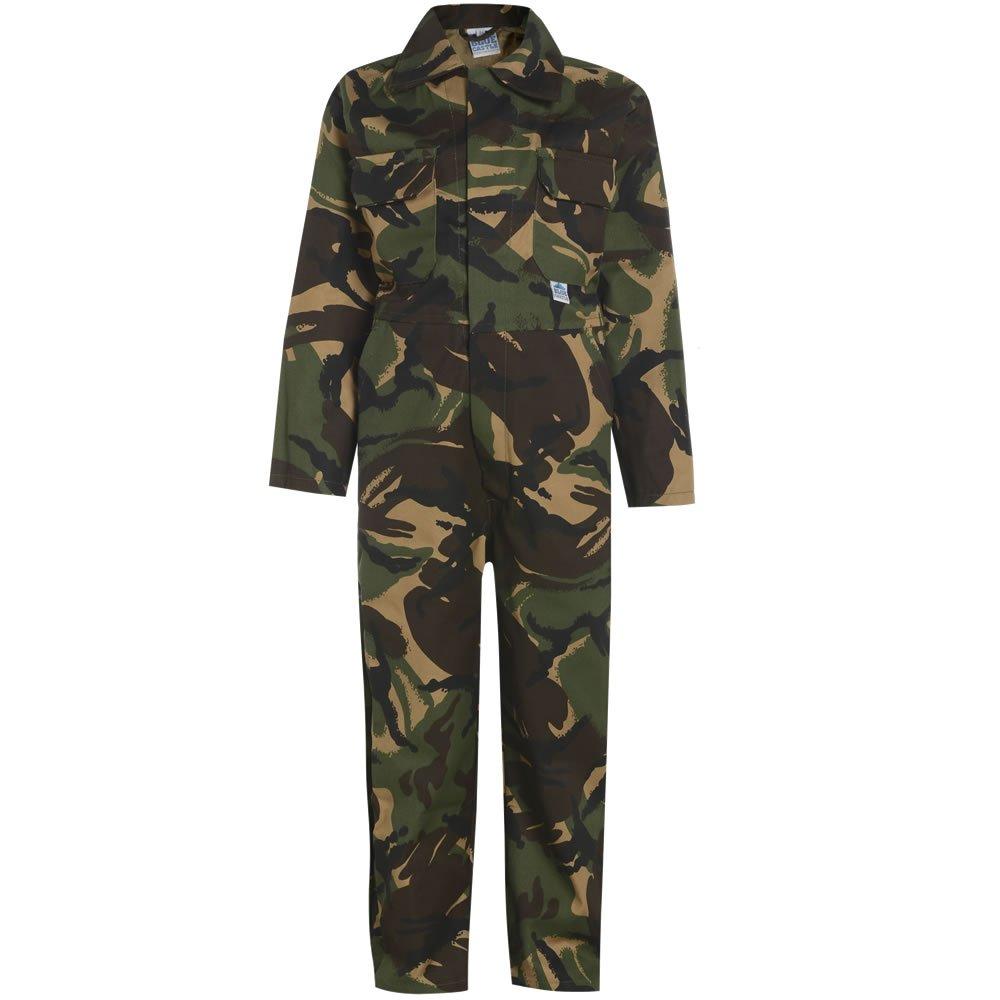 Army And Workwear Heavy Duty Enfants Combinaison de Travail