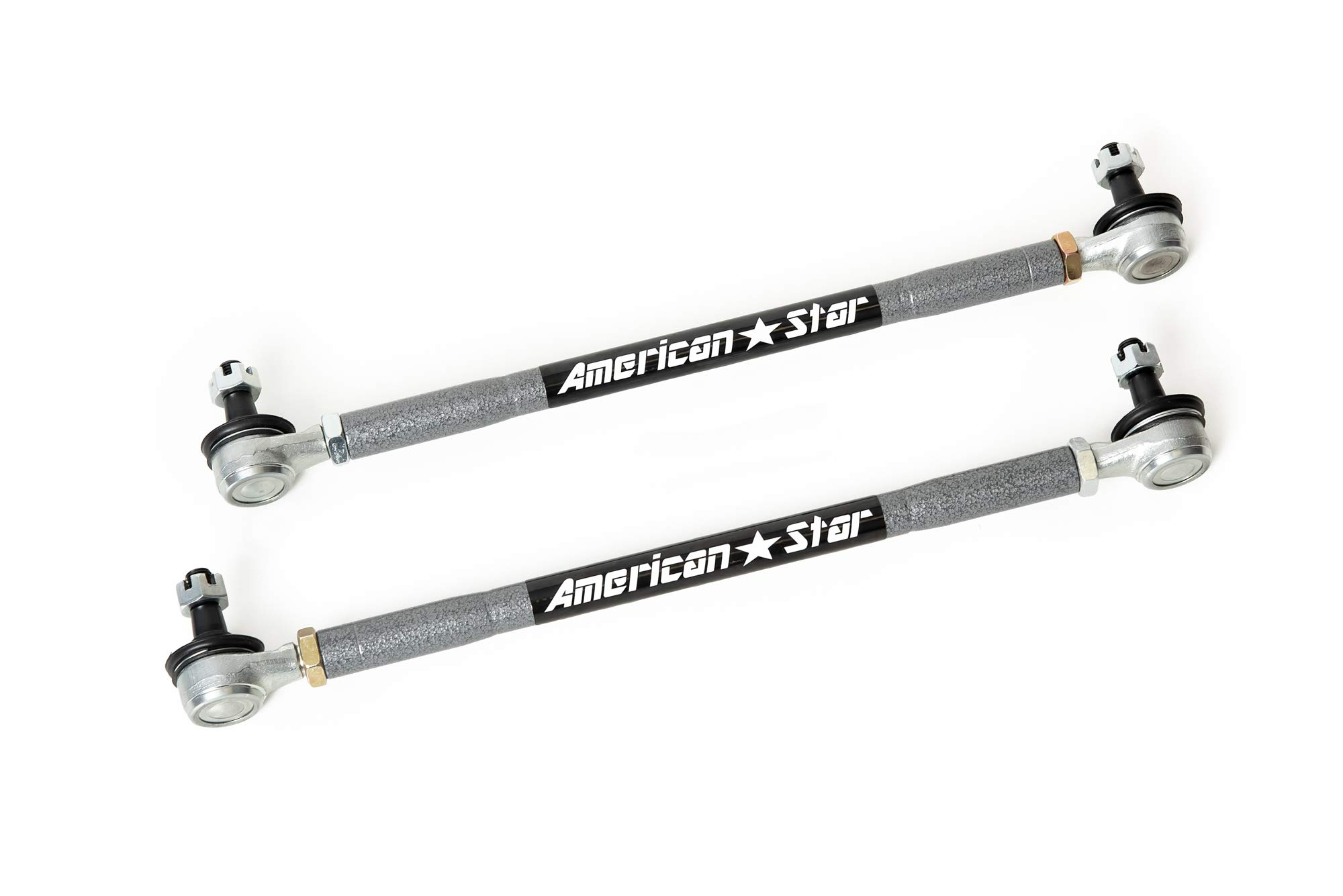 American Star 4130 Chromoly Tie Rod Upgrade Kit for All Years Polaris RZR 170 by Unknown