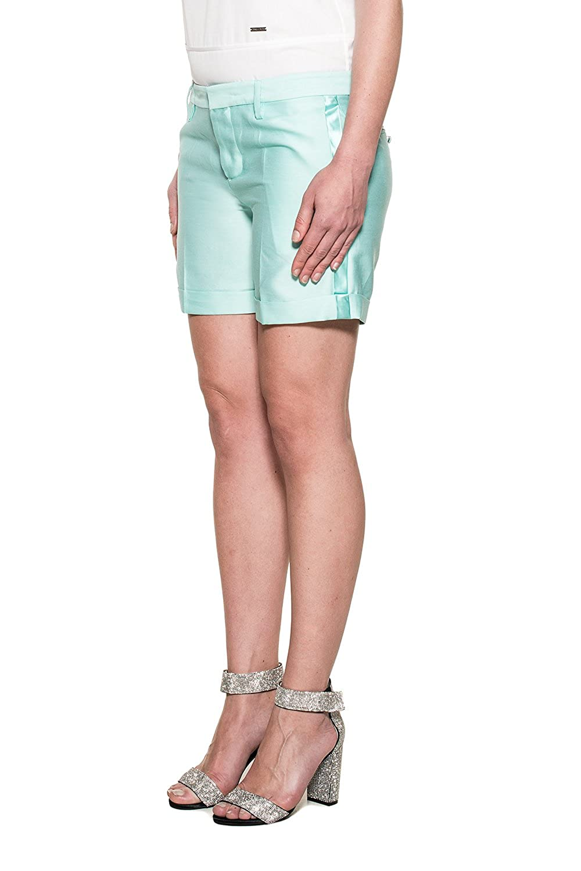 Dsquared2 Short Femme Vert 40: : Vêtements et