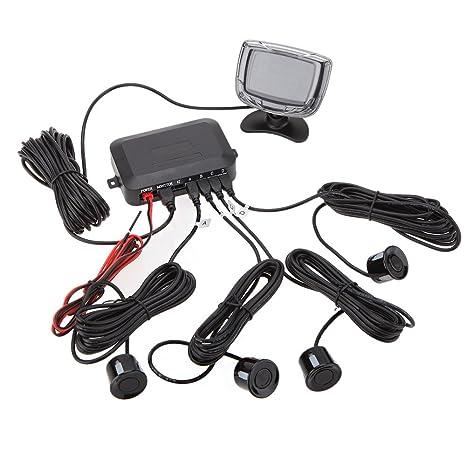 preadvisor (TM) pantalla LCD coche sensor de aparcamiento marcha atrás Radar sistema de alerta