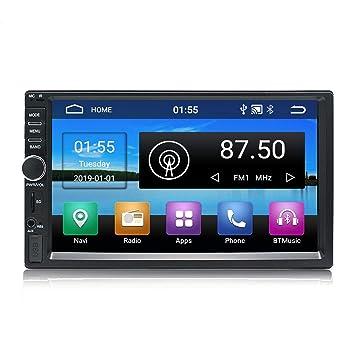 KKXXX KX011 Android 8.1 Car Stereo Navegación GPS Quad Core Auto ...