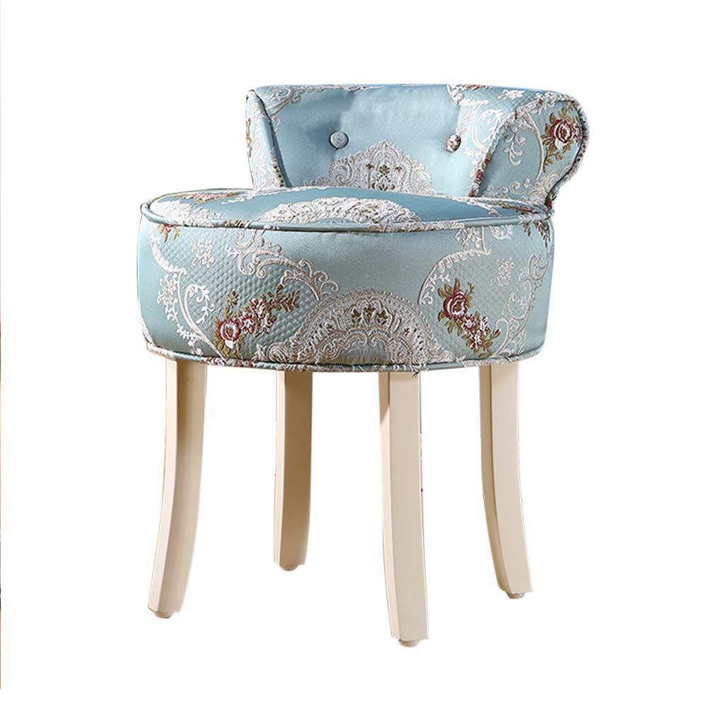 Amazon.com: Cómoda silla con respaldo de ventilador, patas ...