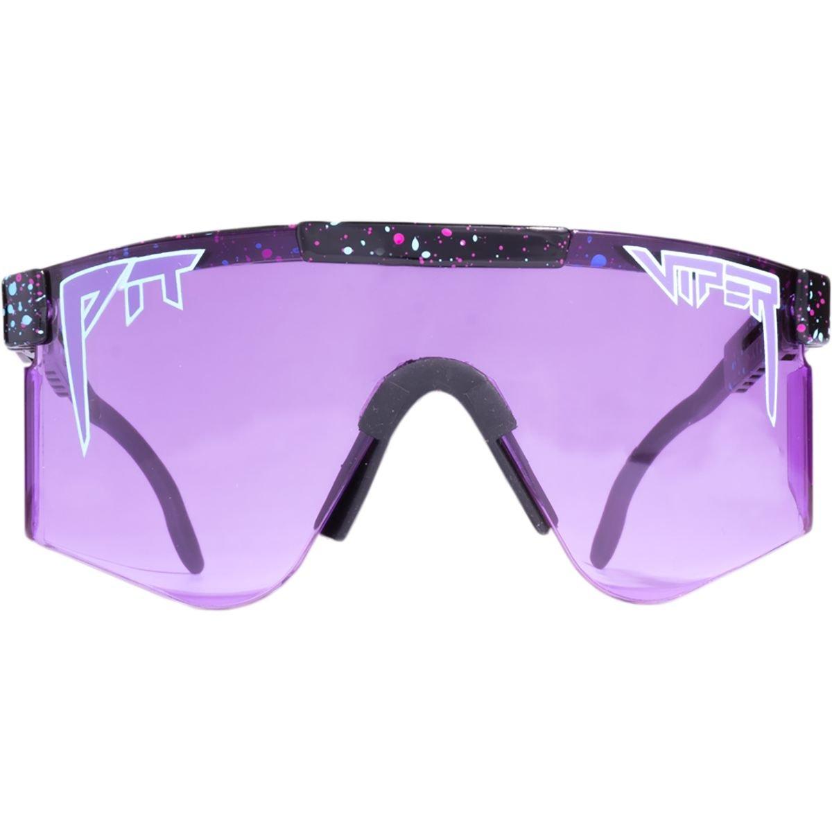 58e27af2c2 ... Pit Viper Fade Lens Sunglasses Purple Amazon co uk Clothing