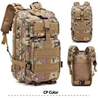 Lovinland 25 L Small Tactical Camping Hiking Backpack