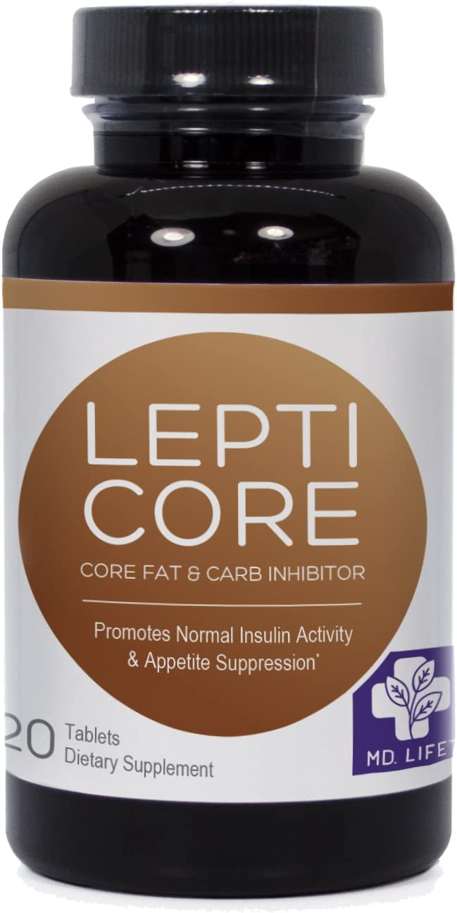 MD.LIFE Lepticore 120 Caps 2.0 Fat-Burning Hormone Support
