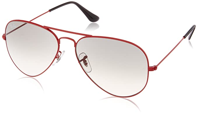 dc8afb75b3 Image Unavailable. Image not available for. Colour  Ray-Ban Aviator Men s  Sunglasses ...