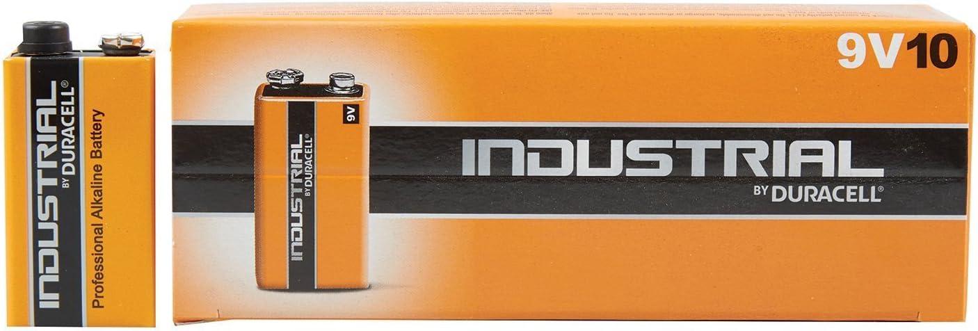 Duracell Oem 9 Volt Block Industrieware Batterie Mn1604 Elektronik
