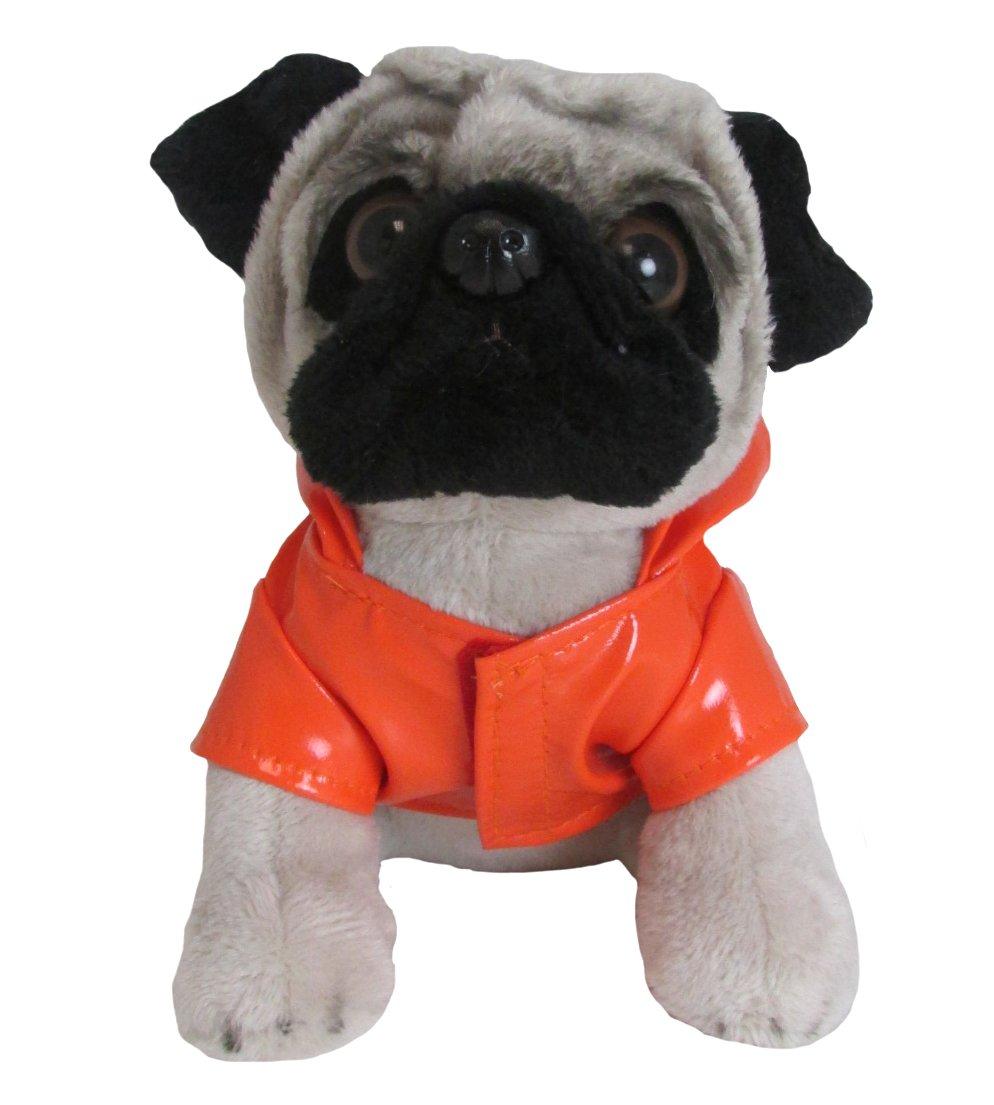 mas barato Kids Preferred kp-54083 Doug – el Pug Wearing Raincoat Raincoat Raincoat  primera reputación de los clientes primero
