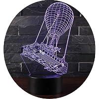 Win-Y 3D Lámpara de Escritorio, Y LED 7