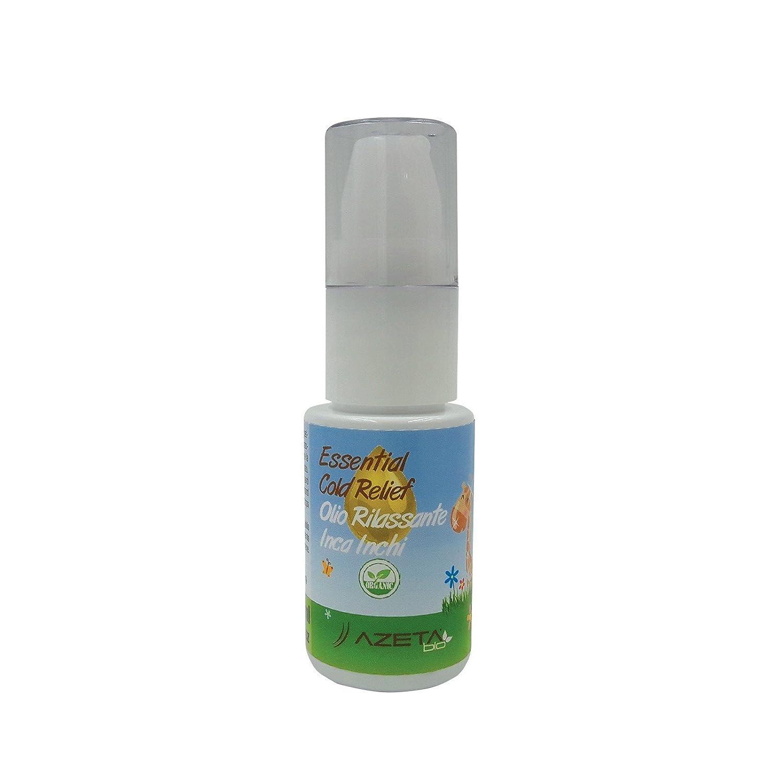 Organic Essential Cold Relief - AZETAbio - 20 ml ZAVA.GLI AB059