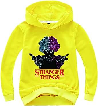 Sudadera Stranger Things Niños, Sudadera Stranger Things 3 Niña ...