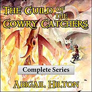 The Guild of the Cowry Catchers Audiobook