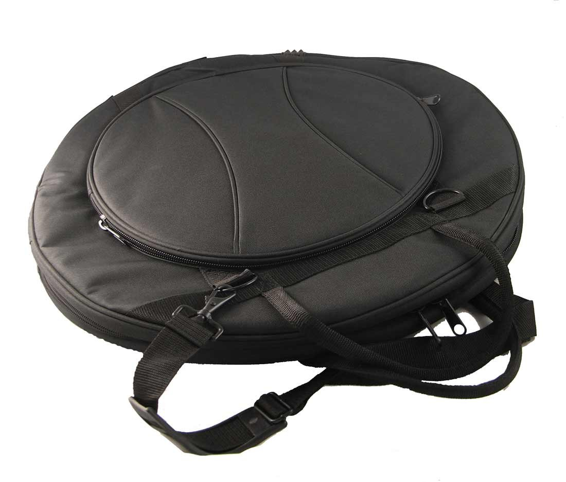 Tone Deaf Music 22 inch Cymbal Bag with 4 Compartments TGB15