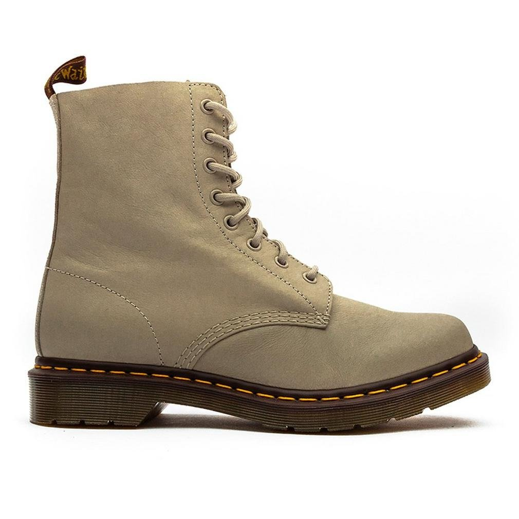 Dr. Martens Men's Pascal 8 Eye Boot B00M040KMC 6 M UK / 8 B(M) US|Ivory