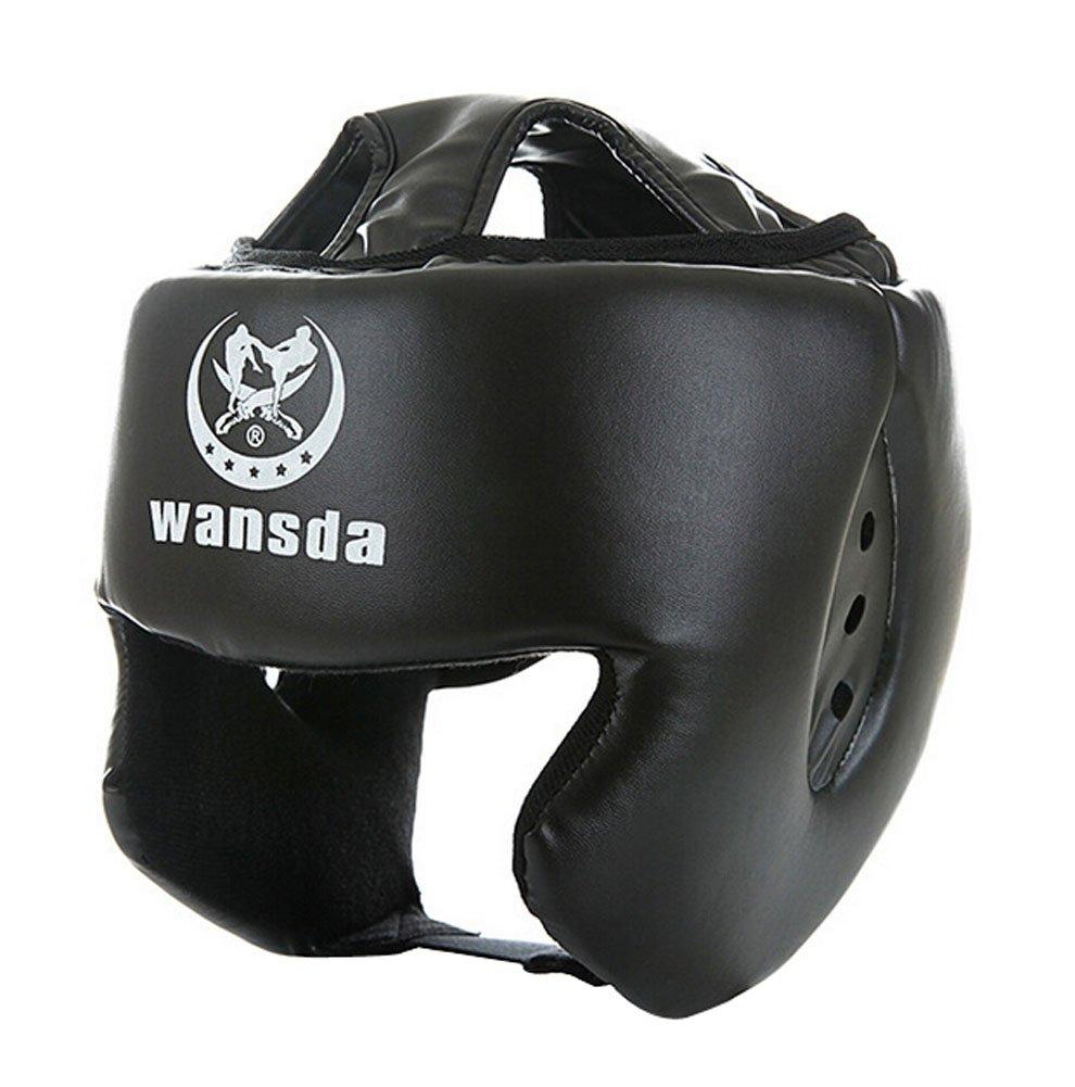 新品登場 Cool B00WG9TAF4 Kick Boxing保護ヘッドギアヘッドガードトレーニングヘルメットブラック Kick Cool B00WG9TAF4, Nfurniture:75094aed --- a0267596.xsph.ru