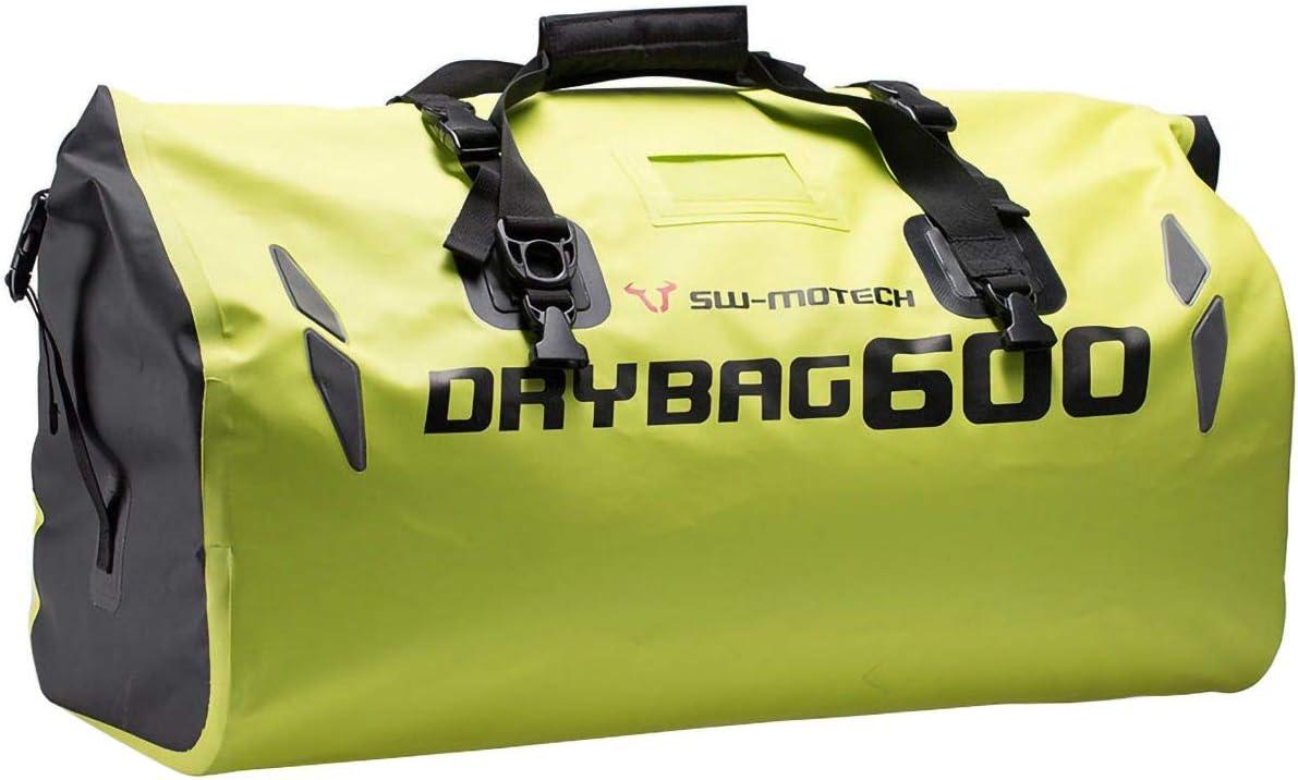 Sw Motech Drybag 600 Hecktasche 60l Signalgelb Wasserdicht Auto