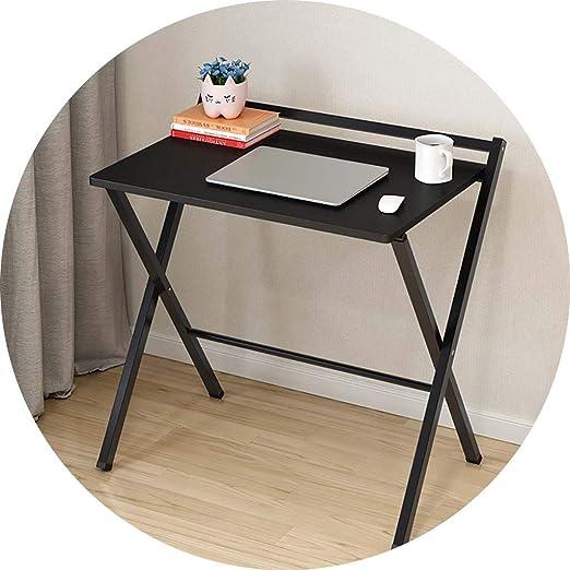Folding table Mesa Plegable, Escritorio de computadora Simple de ...