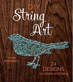 Amazon.com: Klutz String Art Book Kit: The Editors of Klutz: Toys ...