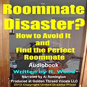 Roommate Disaster? Audiobook