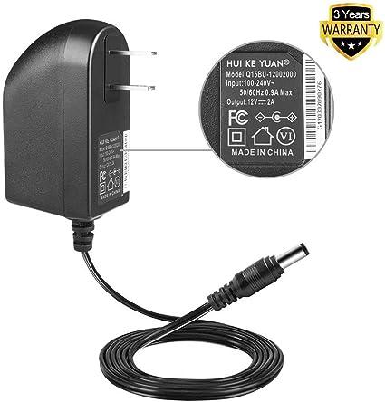 6.5ft Adapter Power Supply Charger for JBL Flip 6132A-JBLFLIP Portable Speaker