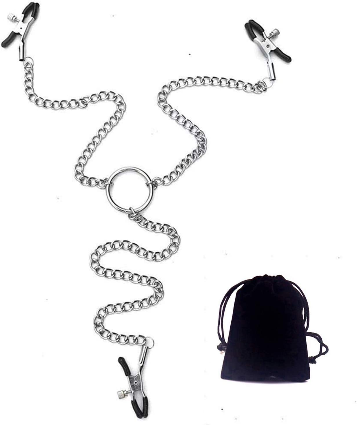 Adjustable Chain Clamps with Storage Bag