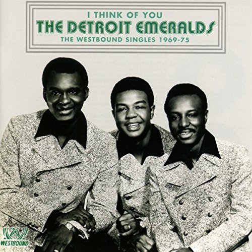 The Detroit Emeralds - I Think Of You  The Westbound Singles 1969 - 75 - (CDSEWD 160) - CD - FLAC - 2017 - WRE Download