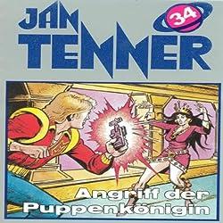 Angriff der Puppenkönigin (Jan Tenner Classics 34)