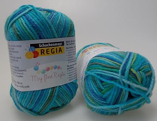b3b5593a0 My First Regia BABY Yarn 25 g