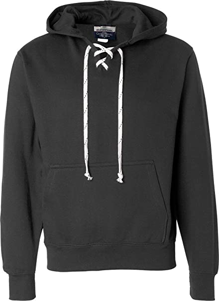 Bodek And Rhodes 46122303 7476 Weatherproof Adult Hockey Hooded Sweatshirt  Black - Small 05a1850142